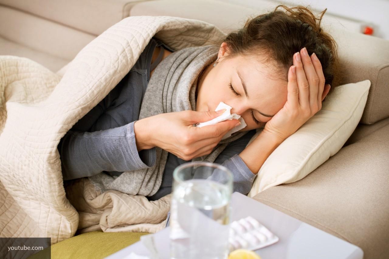 Число заболевших с симптомами гриппа в России увеличилось на 14%