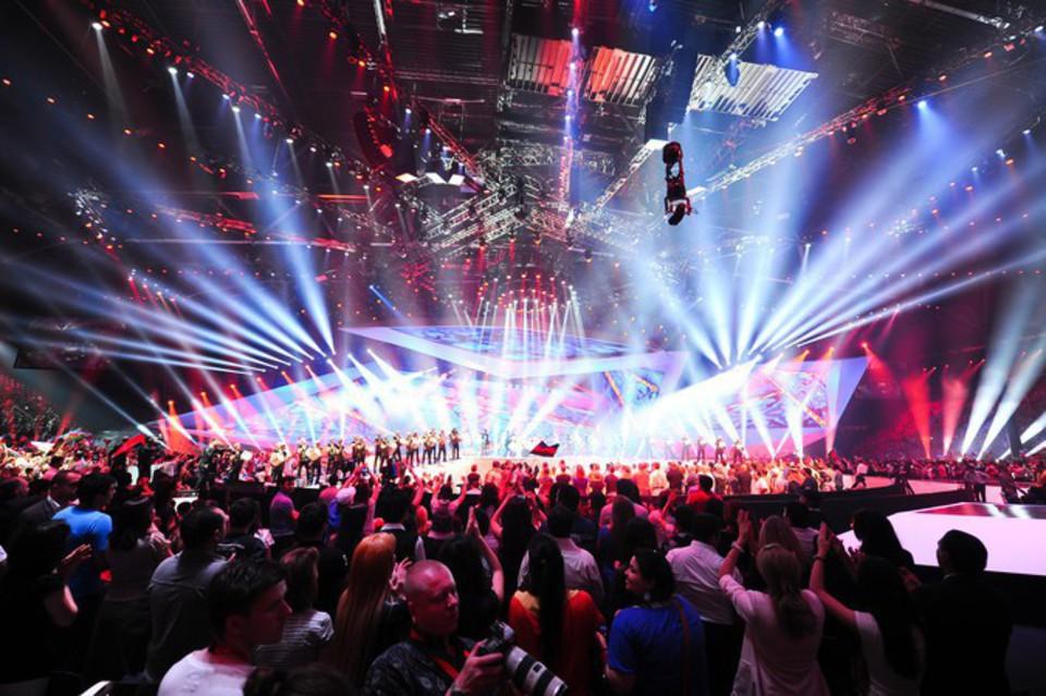 Билеты на «Евровидение» нача…