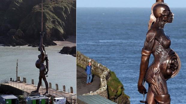 Самые удивительные статуи со всего мира