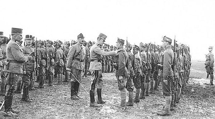 Украинские сечевые стрельцы: националисты Первой мировой