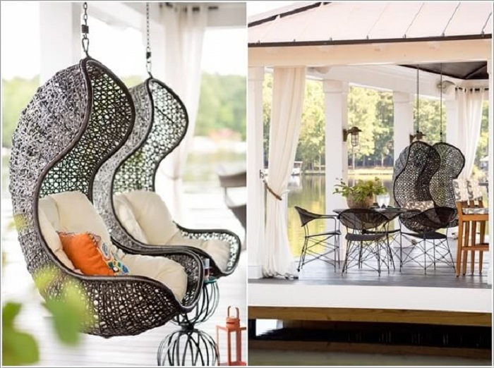 Самые необычные стулья, которые создадут невероятную атмосферу