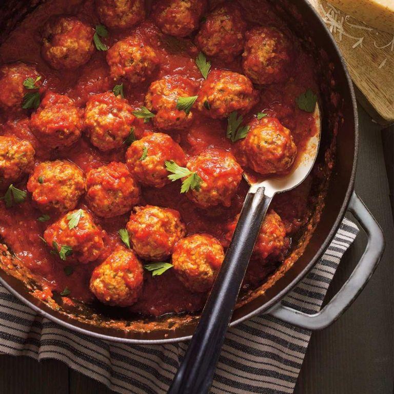 Подлив для тефтелей с томатной пастой: ингредиенты и рецепт приготовления