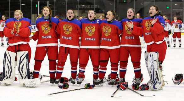 Тренер сборной Чехии: российские хоккеистки били нас клюшками, словно палками