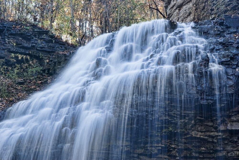 Канадская мировая столица водопадов