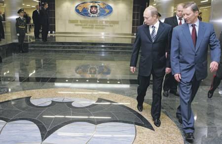 Разведка России в противосто…