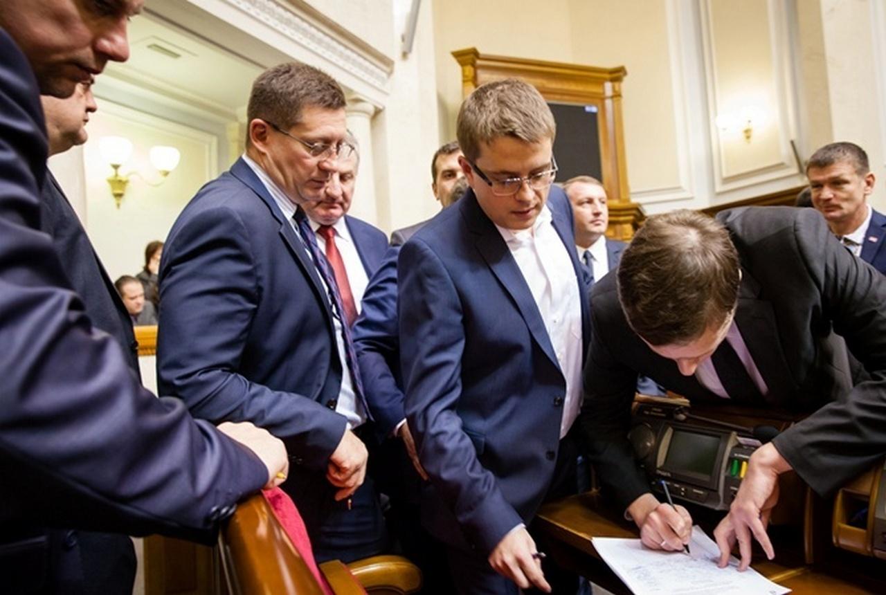 К чему приведёт закон украинских националистов о блокировке российские активов