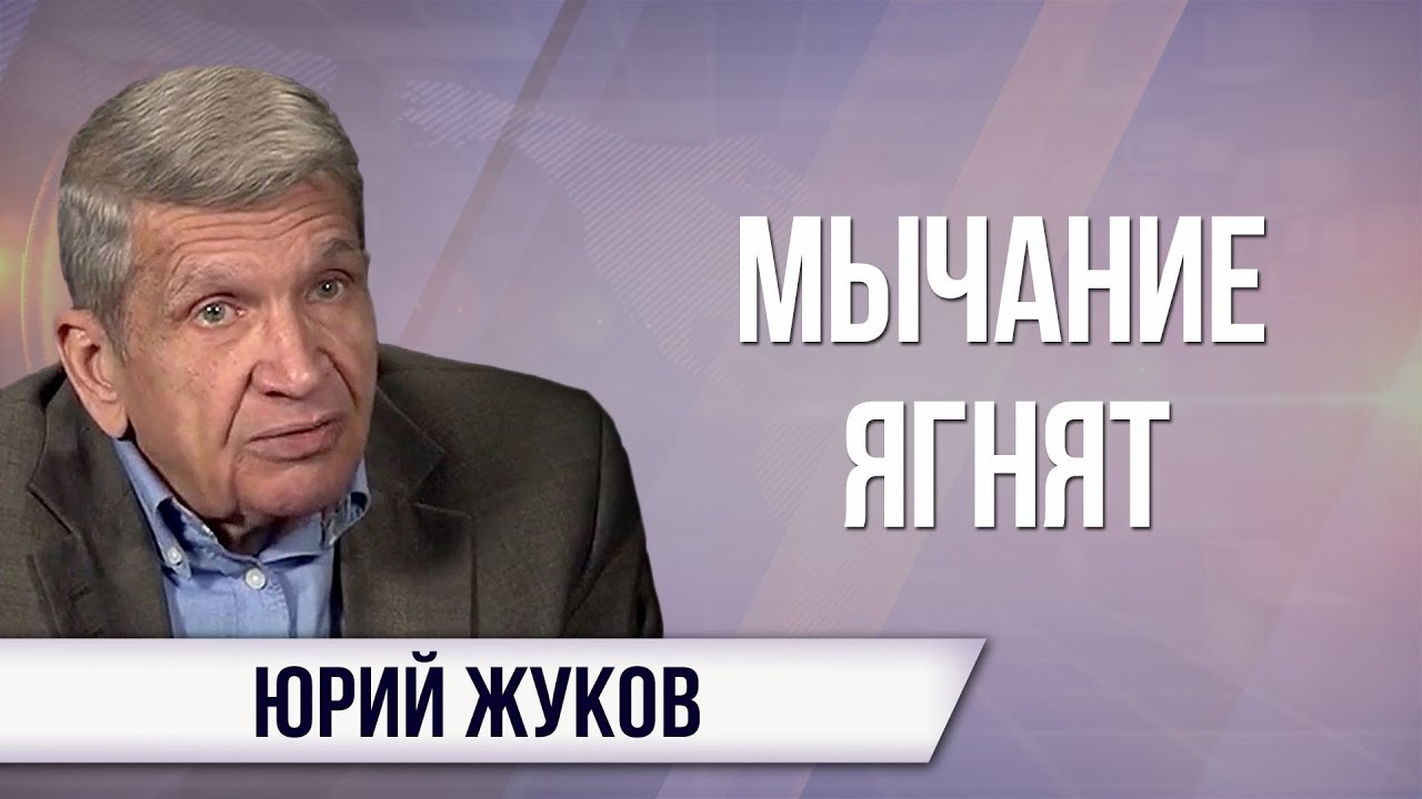 Юрий Жуков. Медведев и Захар…