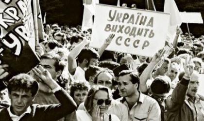 Что на самом деле происходило в столице Украинской ССР 25 лет назад, в августе 1991 года