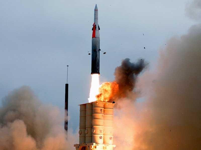 Израиль запустит «Стрелы» в космос