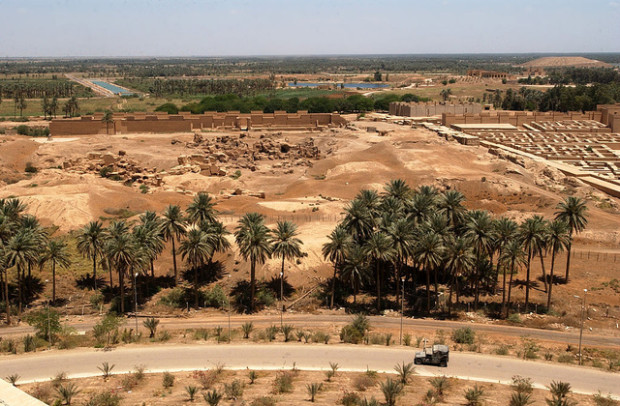 11 бесценных археологических памятников, уничтоженных людьми