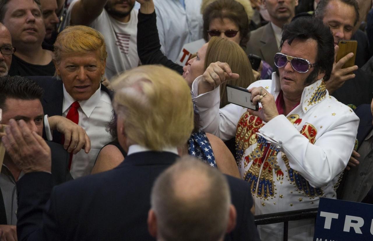 Трамп раскрыл секрет, на кого был похож в молодости. ФОТО