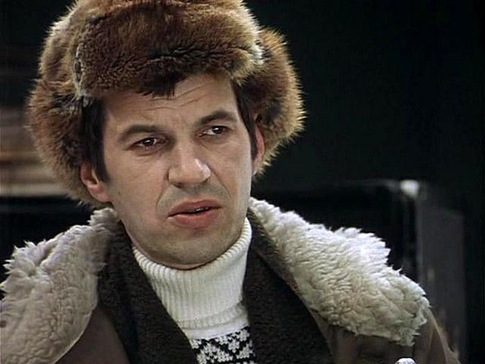 Гергий Бурков: «Все мы, актеры  — концлагерная самодеятельность»
