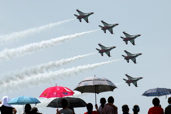Сингапур решил обновить ВВС в США