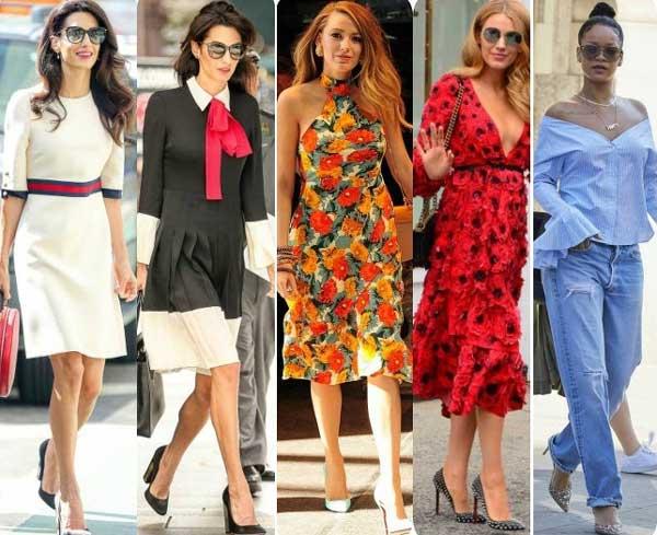 Три цвета: добавьте их в свой гардероб, чтобы выглядеть модно