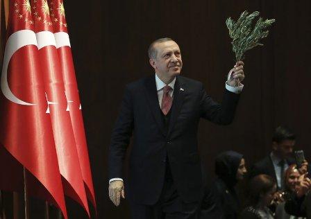 Эрдоган: Турция разработает беспилотный танк для минимизации боевых потерь