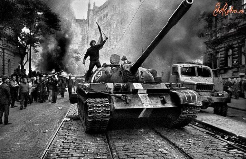 Восточноевропейские иуды: русофобия как благодарность за спасение