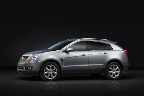 Cadillac SRX для России стал менее мощным