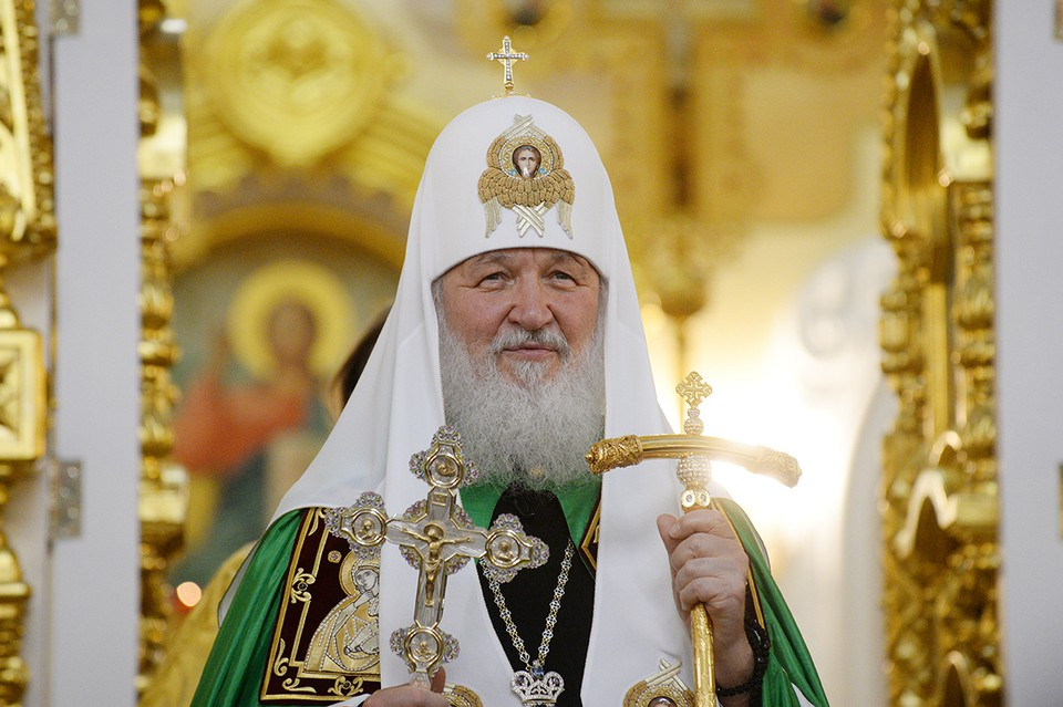 Патриарх Кирилл дал рецепт и…