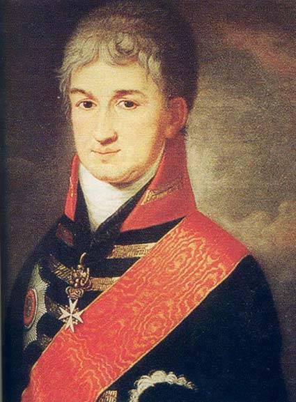Николай Петрович Резанов – русский дипломат и путешественник
