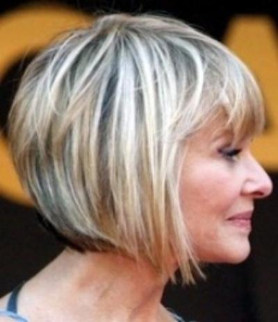 Прически короткие волосы для женщин в возрасте фото
