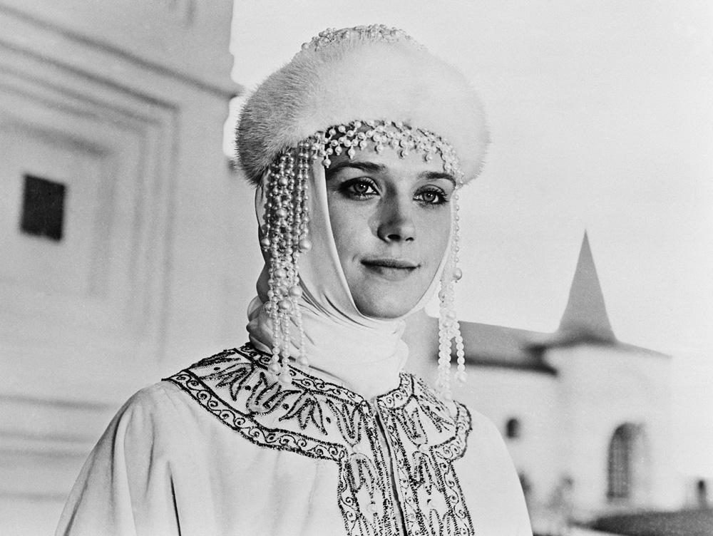 Самые красивые российские женщины: Ирина Алферова. фото