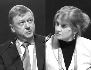 Касперская поспорила с Чубайсом из-за Маска
