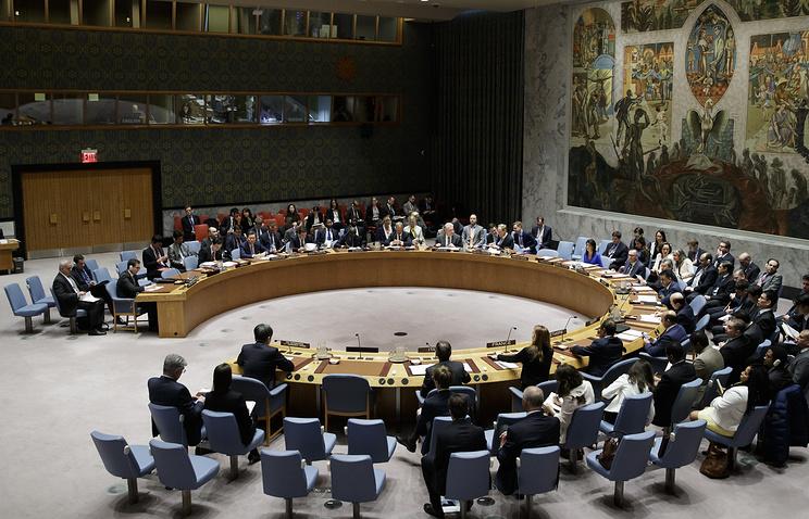 Россия созвала совещание СБ ООН для обсуждения проекта резолюции по Сирии