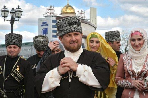Михаил Макогон. Чеченцы и Че…