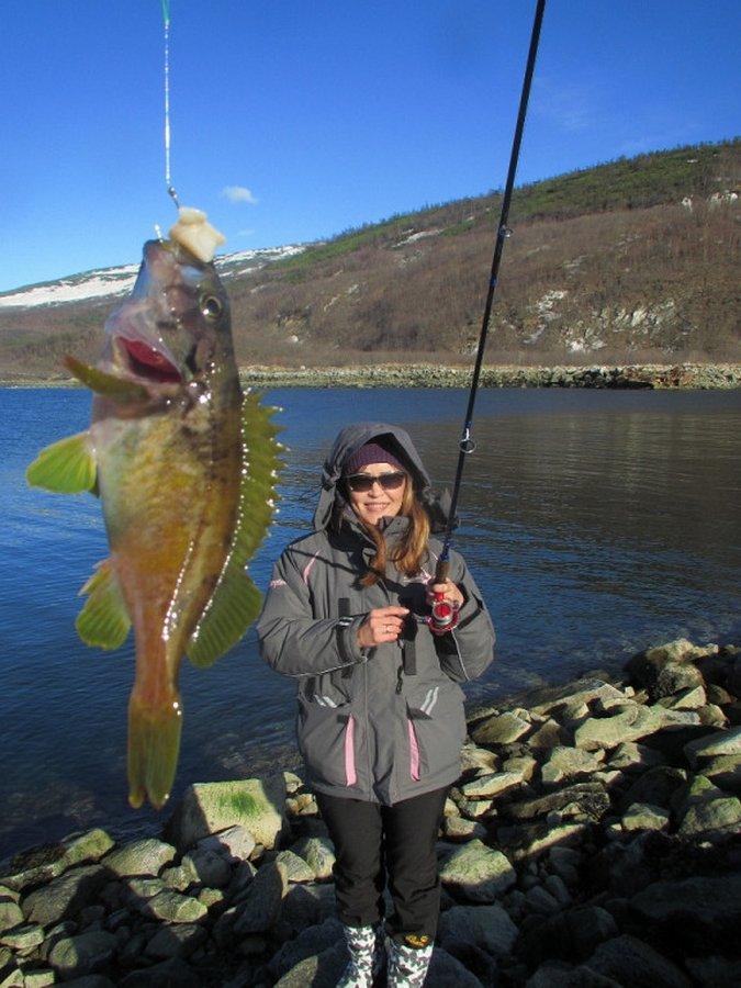 Морская рыбалка в прим крае