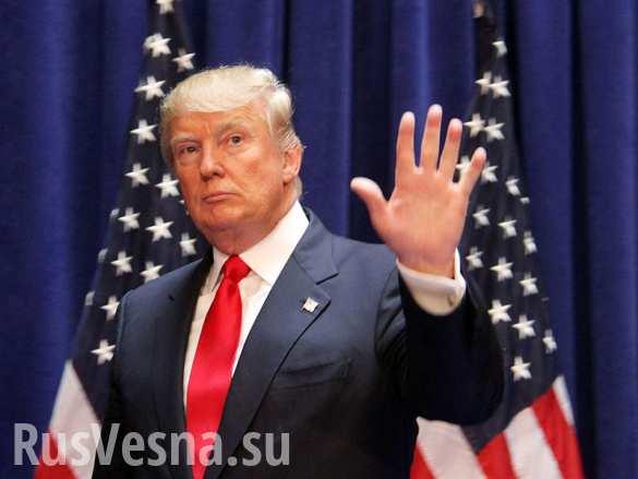 В Конгрессе США заявили, что доказательств помощи Трампу со стороны России во время выборов нет