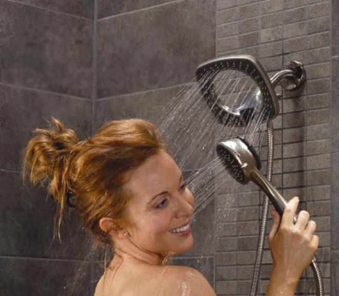 Картинки по запроÑу women shower dual head