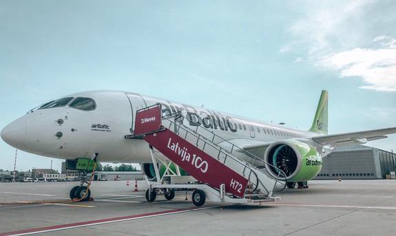 AirBaltic меняет двигатели на своих самолетах. Почему?