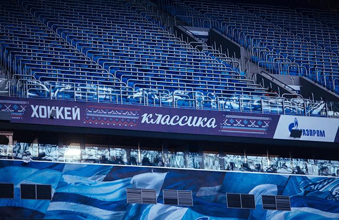 Новый рекорд российского хоккея. В Петербурге состоится «Зимняя классика» — матч под открытым небом