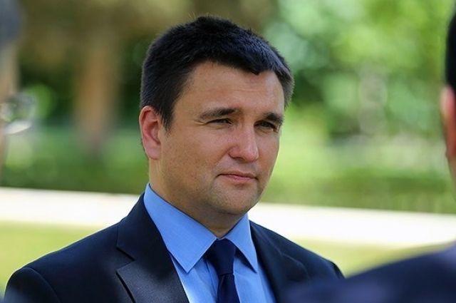 Климкин предложил ЕС «креативные санкции» в отношении России