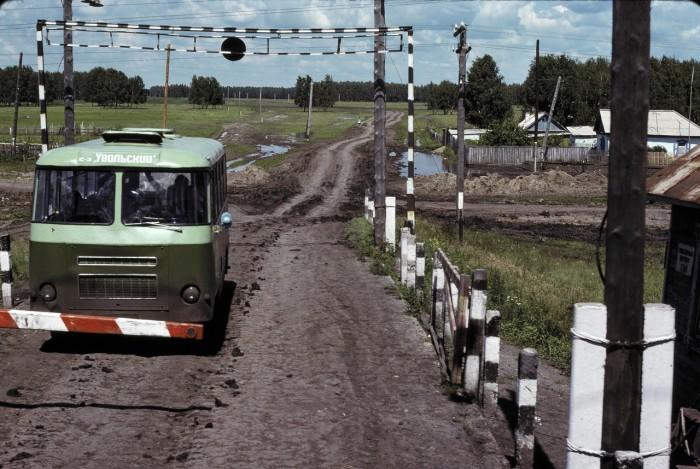 Фотографии Густава Нейеншвандера, сделанные во время путешествия по Центральной и Восточной Сибири в 1979 году