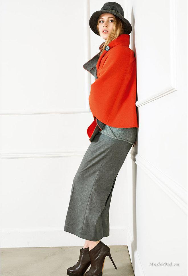 Одежда для полных женщин. Еlena Miro, осень-зима 2016-2017