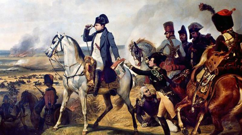 Истории от Олеся Бузины. Казаки против Наполеона