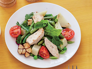 5 рецептов здорового ужина