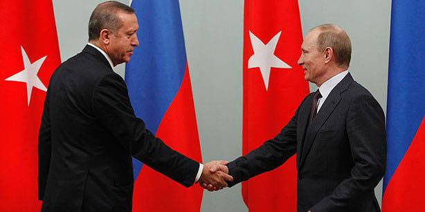 Ось Москва — Анкара?