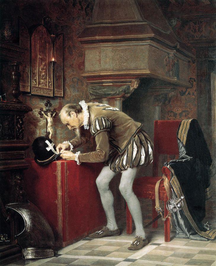 Варфоломеевская ночь. 24 августа 1572 года