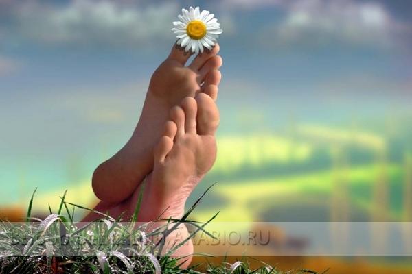 Шишки на ногах как убрать