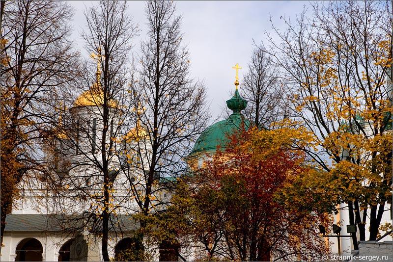 Удивительное место силы. Спасо-Преображенский монастырь