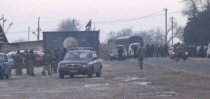 На границе с Крымом – новый конфликт с боевиками меджлиса