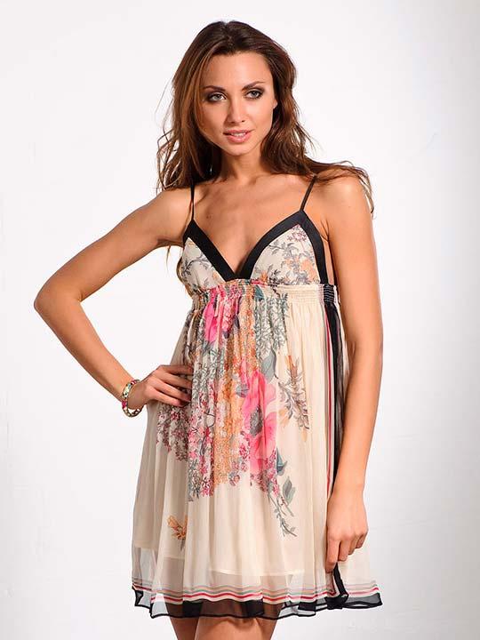 Модные платья и сарафаны для летнего