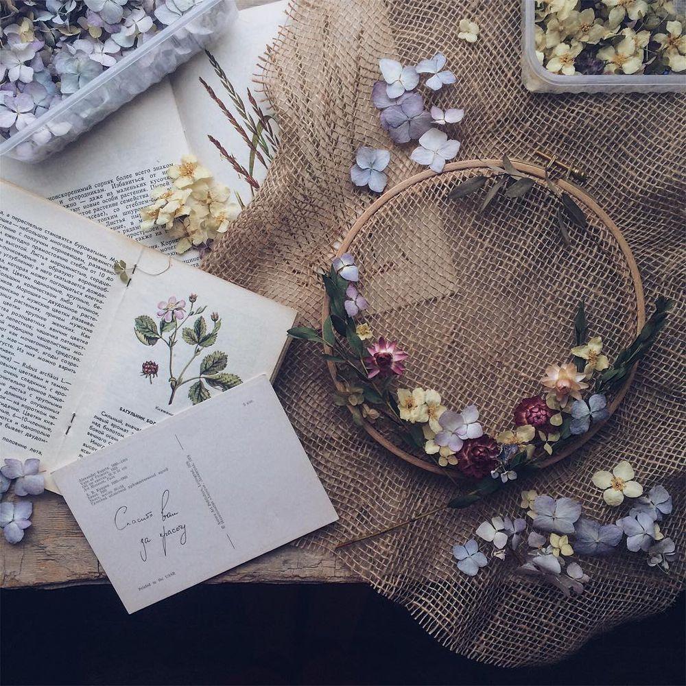 Как положить весну в шкатулку: цветочный рай Марины Малиновской