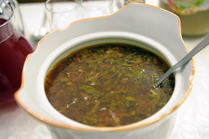 Делаем супы на зиму!