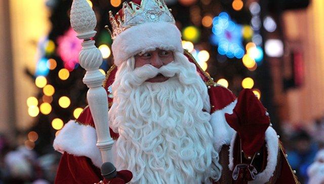 Что бы вы попросили у Деда Мороза в Новом Году?