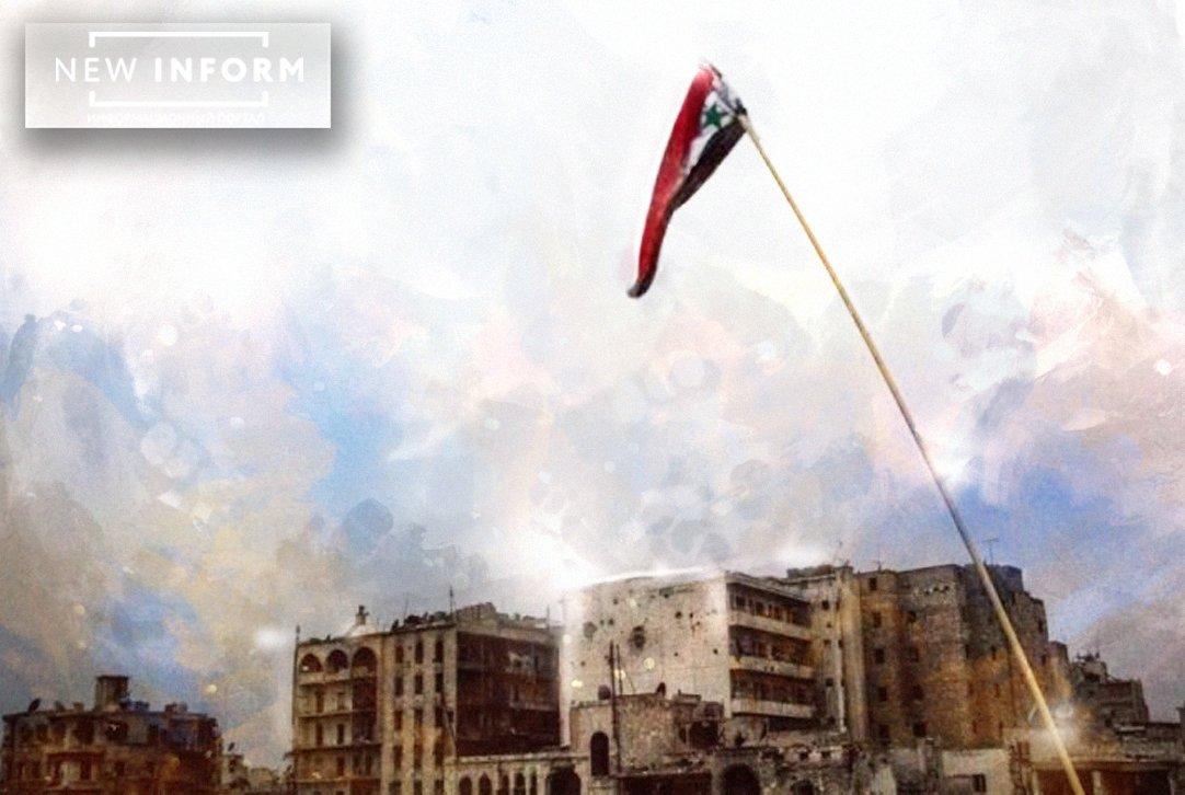 Вытесняя исламистов: в боях за столицу САА очищает от боевиков район Аз-Зин