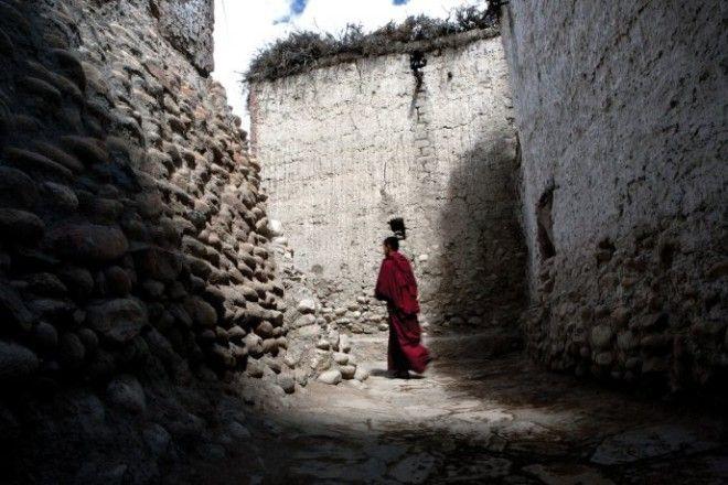 Запретное королевство Мустанг 12 фото одного из загадочнейших мест в мире