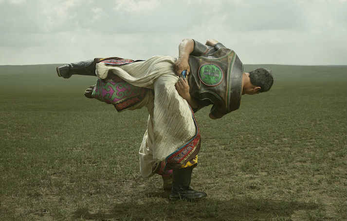 «Монгольская борьба — это как идти на войну»